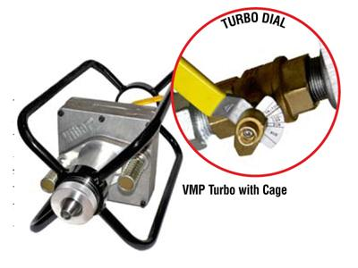 VMP Turbo with Cage Power Unit